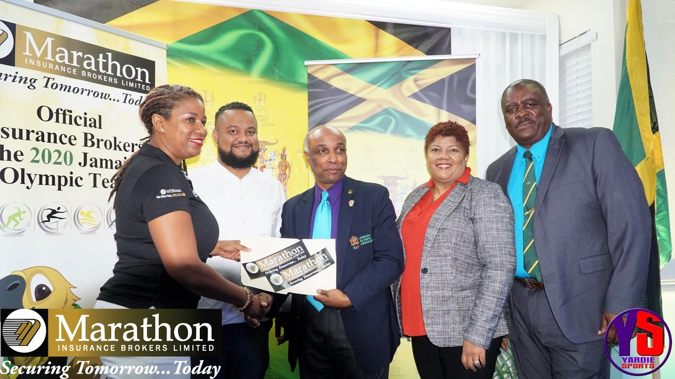Jamaica Secures Expanded Insurance Coverage for 2020 Olympic Athletes